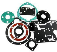 Rubber Sheet Die Cut-Gaskets