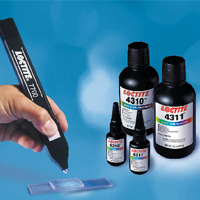 UV Cure Adhesive